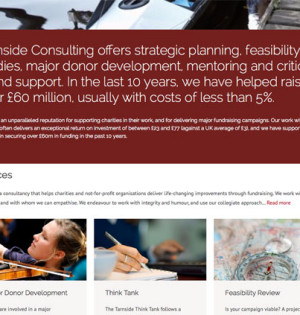 Website – Tarnside Consulting