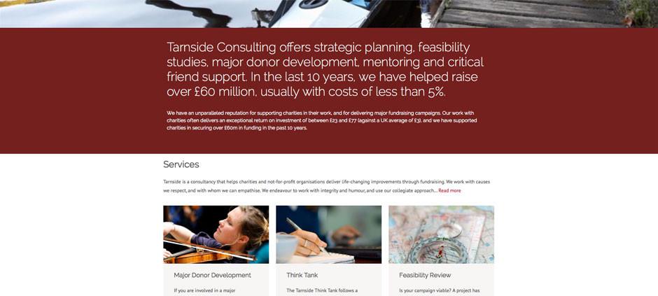 Website – Tarnside Consulting