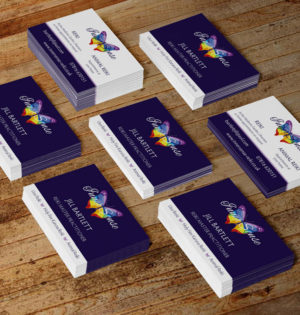 Inner Sense Reiki – Branding and Business Card
